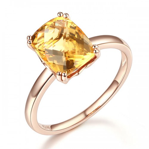 wholesale citrine rings