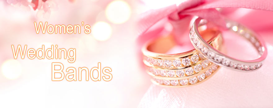 Women Wedding Bands
